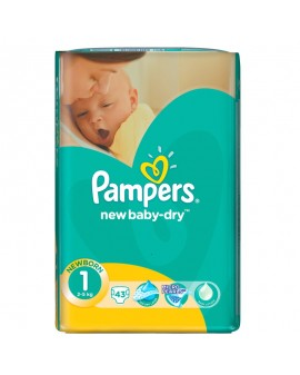 Scutece Pampers New Baby...