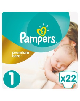 PAMPERS Premium Care 1 Nou...