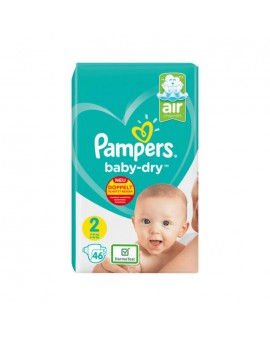 Pampers Baby Dry- Scutece...