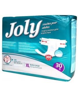 Joly XL - scutece adulti, 8...
