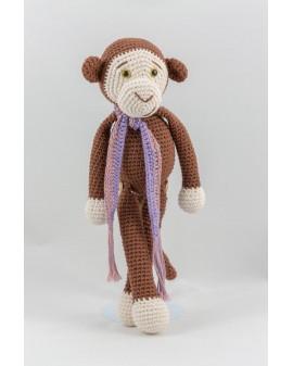 Jucarie Maimuta crosetata