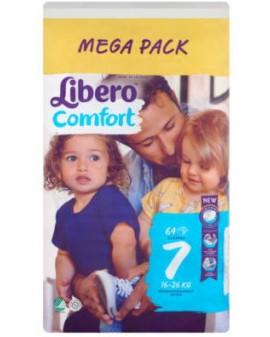 Libero Comfort scutece...