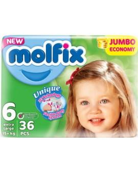 Molfix 6 junior+ scutece...