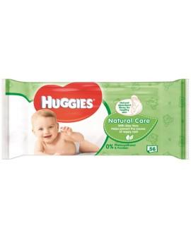 Servetele umede Huggies...